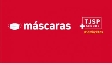 Foto de #TJSP + Seguro – Máscaras são uma das defesas mais efetivas contra a Covid-19