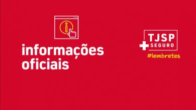 Foto de #TJSP + Seguro: saiba onde encontrar informações oficiais sobre o coronavírus