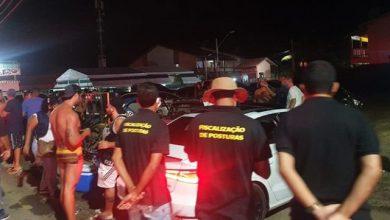 Foto de Ações de Combate à Covid em Farol: 7 eventos cancelados, homem detido por desacato