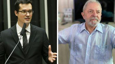 Foto de Lava Jato aciona o STF e pede que Lula não receba mensagens da Vaza Jato